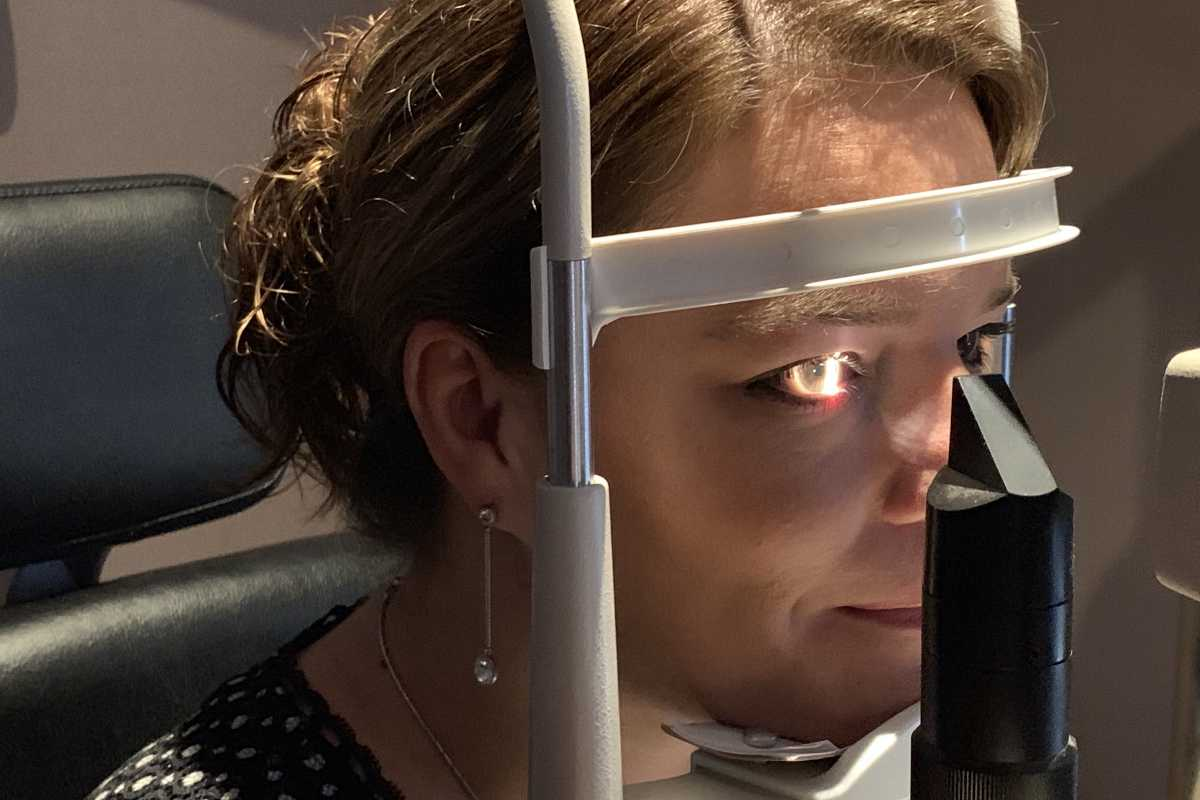 Eye Exams with Campus Eyes