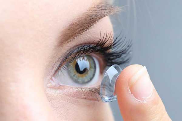 Contact Lenses at Campus Eyes