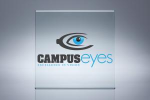 Campus Eyes - Logo Display