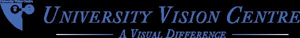 University Vision Centre - Logo